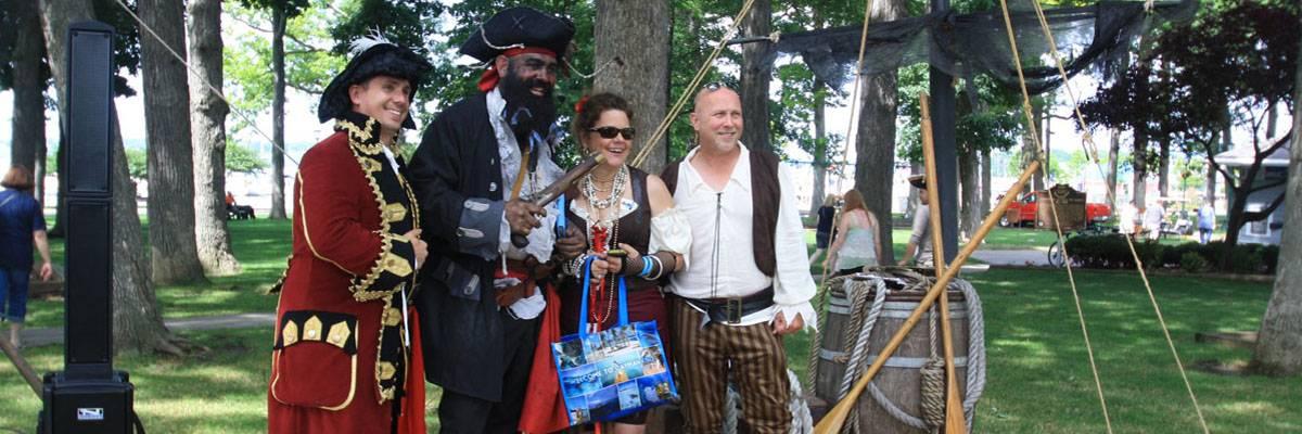 Pyrate Fest Winners