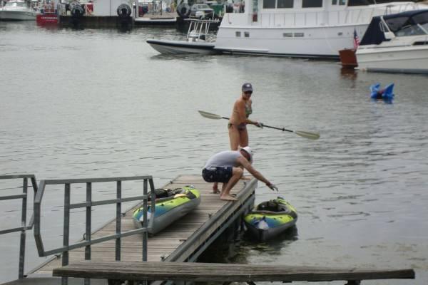 Kayak The Bay